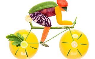 Веганская диета и спорт