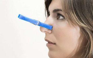 Как бороться с синуситом? Что делать, если у вас заложен нос