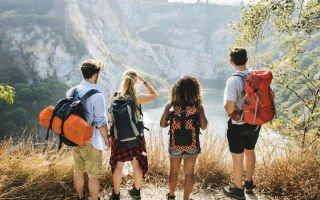 Какой рюкзак нужен в горы для однодневной поездки?