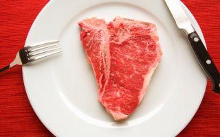 Мясо вызывает рак?