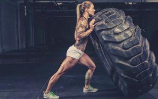 Необычные упражнения для кроссфита – креативная тренировка