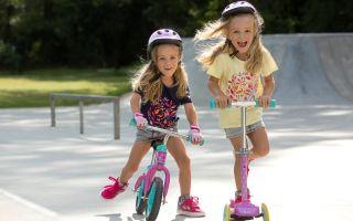 Как убедить ребенка носить шлем и защиту?