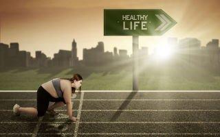 Физическая активность при ожирении