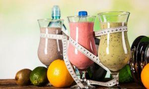 Диета на основе коктейлей для похудения живота