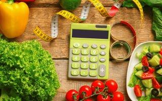 Калории или жир? Стоит ли их считать