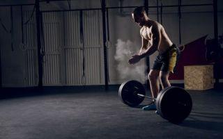 Становая тяга – защита бедер и нижней части позвоночника