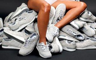 Подбираем кроссовки по форме стопы