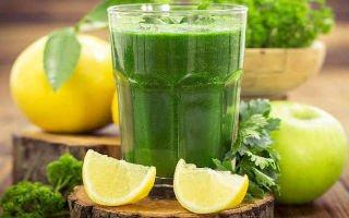 Сок из сельдерея – свойства, как приготовить
