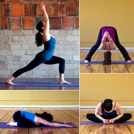 асаны йога