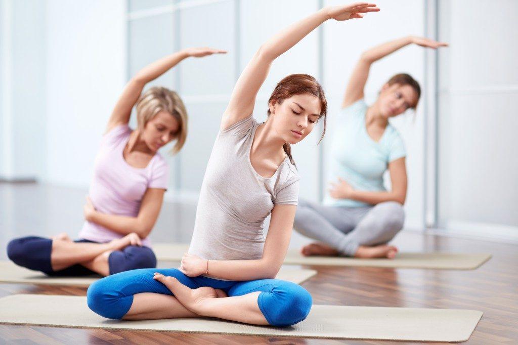 йога с чего начать в домашних условиях,