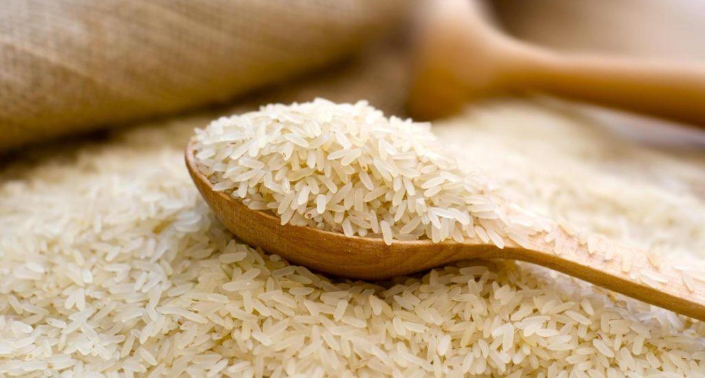рис калорийный