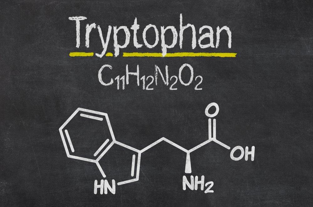 триптофан формула