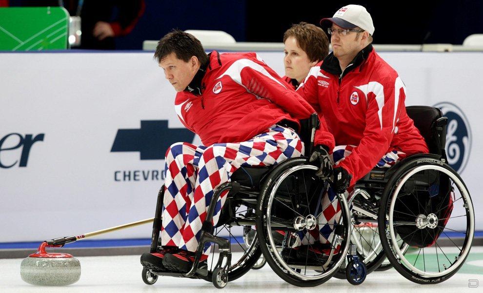 Паралимпийский спорт, фото