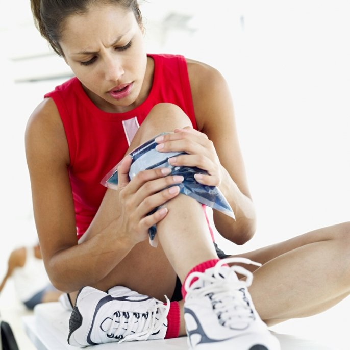 растяжения суставов при занятиях спортом, фото