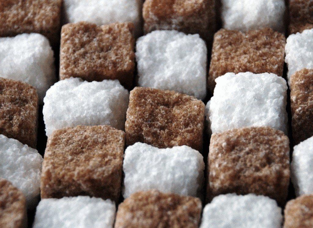 сколько калорий в сахаре, фото