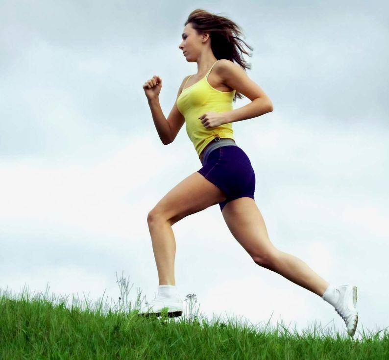 идеальный вид спорта для девушки, фото