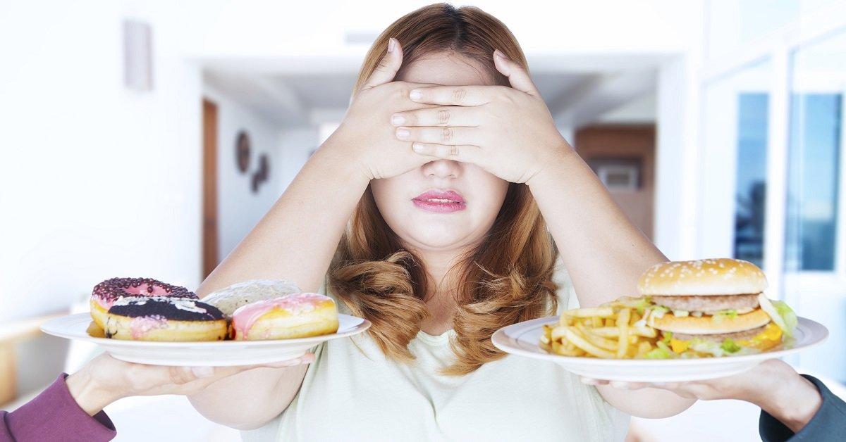 Привычки, которые мешают похудеть, фото