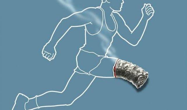 курение и спорт