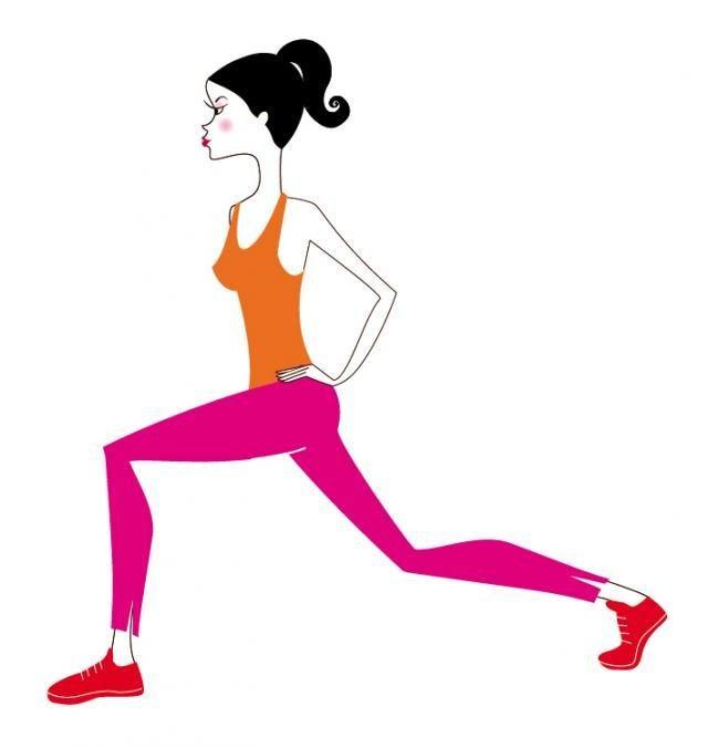 стройные ноги упражнения