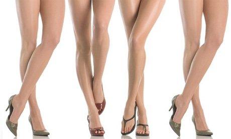 зарядка для стройных ног